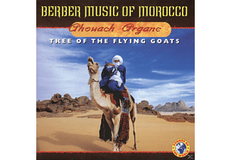 VARIOUS - Berber Music Of Marocco - Tree Of The Flying Goats - (CD)