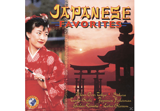 VARIOUS - Japanese Favorites - (CD)
