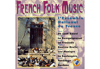 Ensemble National De France - French Folk Music - (CD)