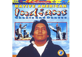 Overtures - Native American Indians Chants & Dances - (CD)