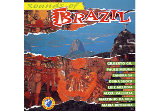GIL,GILBERTO/MOURA,PAULO/SA,SANDRA/SHOCK,OBINA/MELODIA,LUIZ/ - Sounds Of Brazil - (CD)