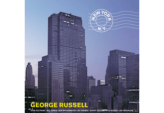 George Russell - New York, N.y. - (CD)