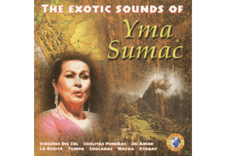 Yma Sumac - The Exotic Sounds of Yma Sumac - (CD)