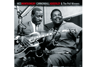 Adderley,Cannonball & Montgomery,Wes - And The Poll Winners - (CD)