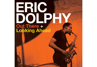Eric Dolphy - Out There/Looking Ahead - (CD)
