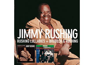 Jimmy Rushing - Rushing Lullabies/Brubeck & Rushing - (CD)
