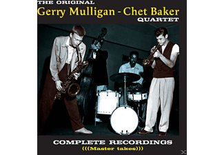 Mulligan,Gerry Feat.Baker,Chet - Complete Recordings - (CD)