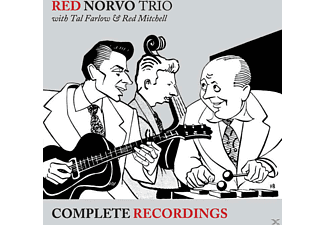 Red-trio Norvo - Complete Recordings With Tal Farlow & Red Mitchell - (CD)