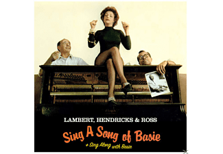 Lambert, Hendricks & Ross - Sing A Song Of Basie - (CD)