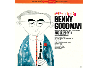 Benny Quintet & Orchestra Goodman - Happy Session - (CD)