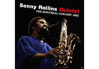 Sunny Rollins Quintet - The Montreal Concert 1982 (CD)