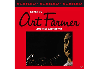 Art Farmer - Listen To Art Farmer + Brass Shout - (CD)