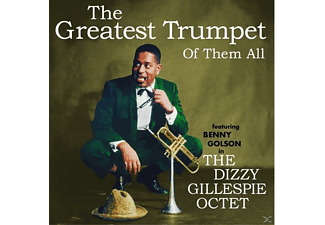 Dizzy Gillespie - The Greatest Trumpet Of Them A - (CD)