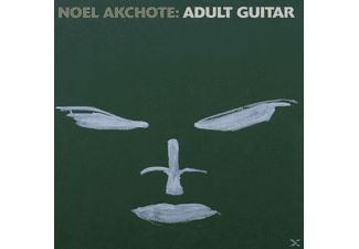 Noël Akchoté - Adult Guitar - (CD)