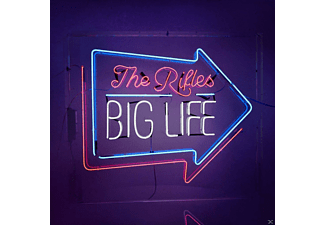 The Rifles - Big Life - (CD)