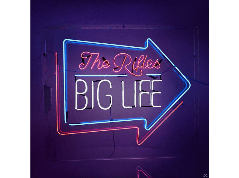 The Rifles - Big Life [CD]
