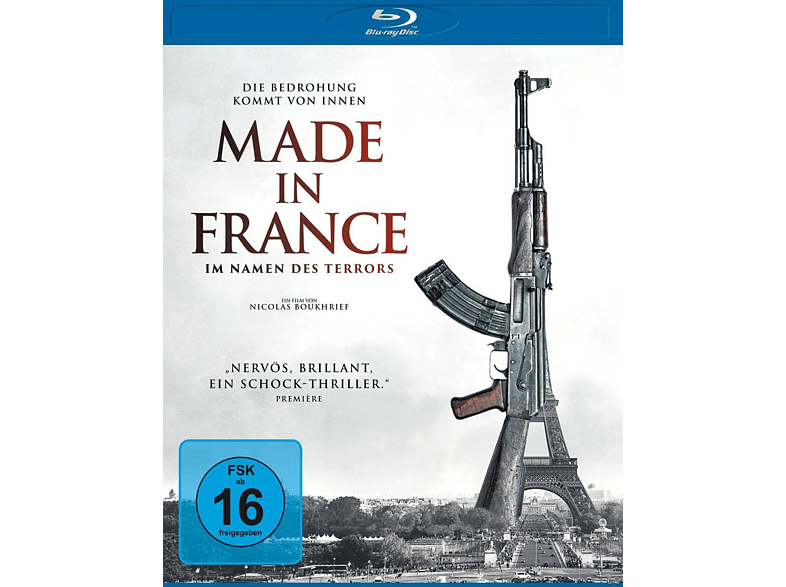 Made in France [Blu-ray]