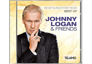 Johnny Logan, Friends - What's Another Year,Best Of - (CD)