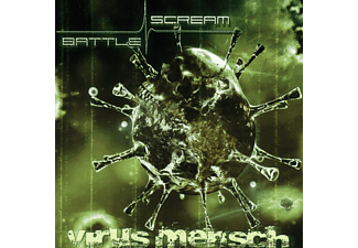 Battle Scream - Virus Mensch - (CD)