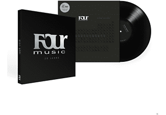 VARIOUS - FOUR ELEMENTS - 20 JAHRE FOUR MUSIC - (Vinyl)