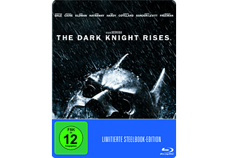 The Dark Knight Rises (Exklusive Steelbook Edition) - (Blu-ray)
