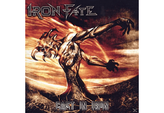 Iron Fate - Cast In Iron - (CD)