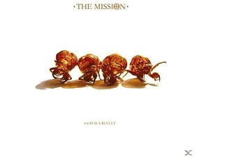 The Mission - God Is A Bullet [CD]