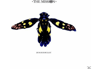 The Mission - Dum-Dum Bullets - (CD)