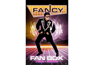Fancy - Fancy-Fan Box.7CD+2DVD - (CD + DVD)