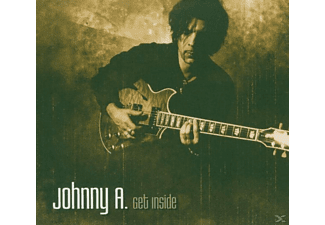 Johnny A. - Get Inside [CD]