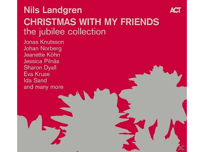 VARIOUS - Christmas With My Friends The Jubilee Collection [Vinyl]