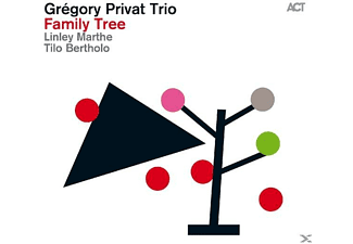 Grégory Trio Privat, Linley Marthe, Trio Bertholo, VARIOUS - Family Tree - (CD)