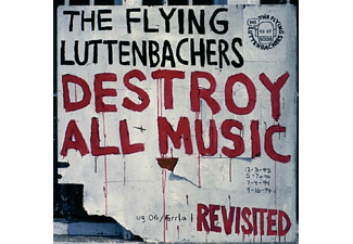 The Flying Luttenbachers - Destroy All Music Revisited - (CD)
