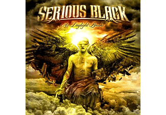 Serious Black - As Daylight Breaks ( Gatefold Yellow Vinyl) - (Vinyl)