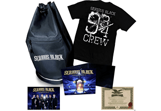 Serious Black - Mirrorworld (Lim.Boxset Incl.Shirt Gr.L) - (CD)