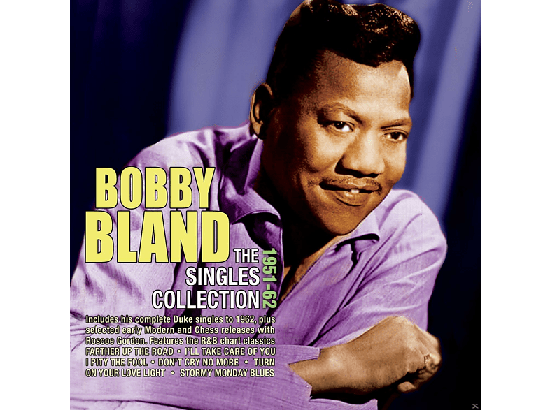 Bobby Blue Bland - The Singles Collection 1951-62 [CD]