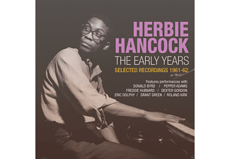 Herbie Hancock - The Early Years: Selected Recordings 1961-62 - (CD)