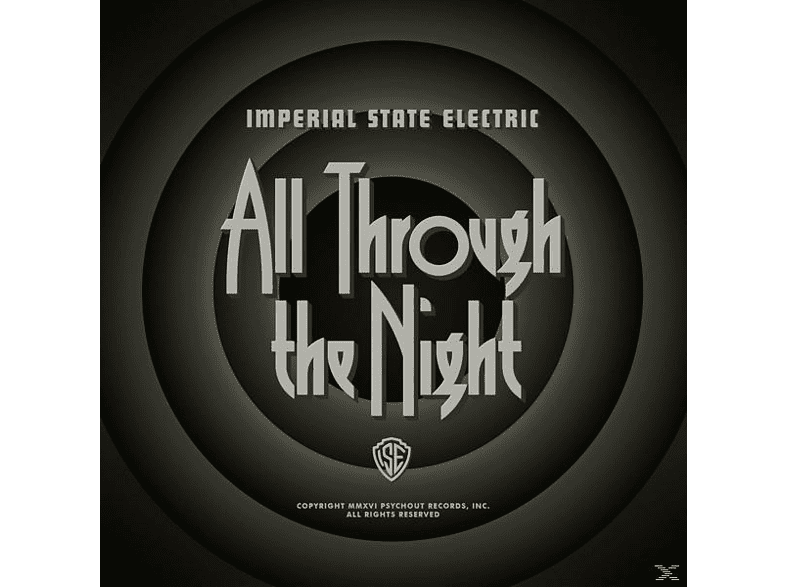 Imperial State Electric - All Through The Night (LP+MP3) [LP + Download]