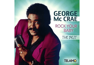 George McCrae - Rock Your Baby,The Best - (CD)
