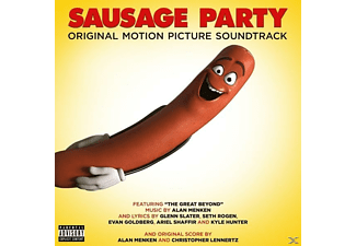 OST/VARIOUS - Sausage Party - (Vinyl)