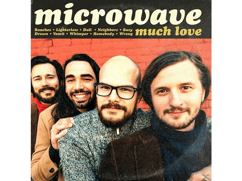 Microwave - Much Love [CD]