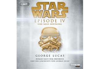 Star Wars™ - Episode IV. Eine neue Hoffnung - 1 MP3-CD - Science Fiction/Fantasy
