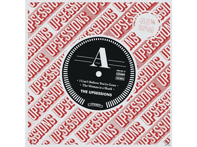The Upsessions - 10th Anniversary EP [Vinyl]