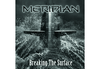 Meridian - Breaking The Surface - (CD)