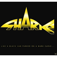 The Sharks - Like A Black Van Parked On A Dark Curve [CD]