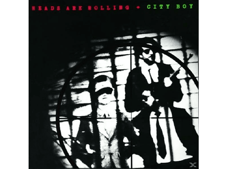 City Boy - Heads Are Rolling [CD]