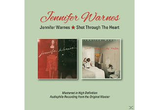 Jennifer Warnes - Jennifer Warnes/Shot Through The Heart - (CD)