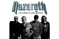 Nazareth - Live From Classic T Stage [CD]