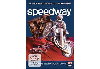 SPEEDWAY - THE 1982 WORLD INDIVIDUAL CHAMPIONSHIP - (DVD)