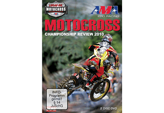 MOTOCROSS CHAMPIONSHIP REVIEW 2010 - (DVD)